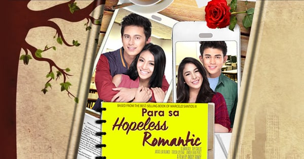 Para sa mga hopeless romantic PDF No ratings yet