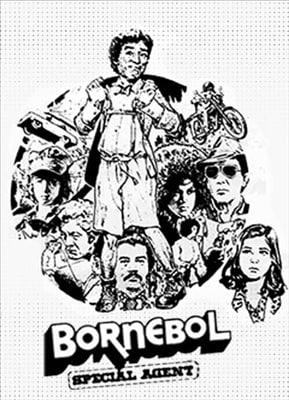 Bornebol: Special Agent 19741025