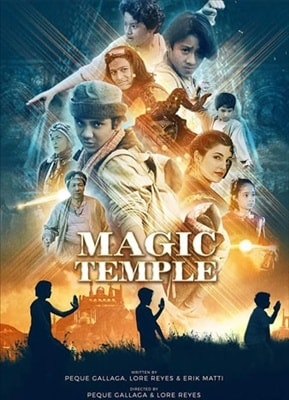 Magic Temple 20161012