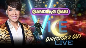 Gandang Gabi, Vice DIRECTOR'S CUT LIVE 20130515