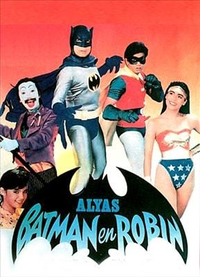 Alyas Batman en Robin 19910627