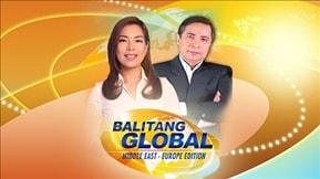 Balitang Global 20171015