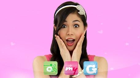TFC - Oh My G! | Drama, Fantasy, Romance, Romantic Comedy