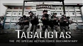 Tagaligtas: The PC Special Action Force Documentary 20150130