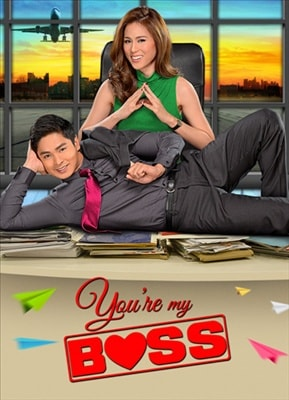 You're My Boss 20150404