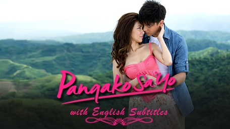 Pangako Sa Yo With English Subtitles Drama Romance Kapamilya Teleserye Free At Iwanttfc Iwanttfc Official Site