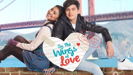 Tfc On The Wings Of Love Drama Romance Romantic Comedy