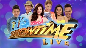 It's Showtime LIVE