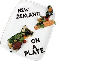 New Zealand On A Plate