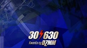 30/630: Kwento ng DZMM 20161009