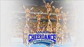 UAAP 79: Cheerdance Competition 20161119