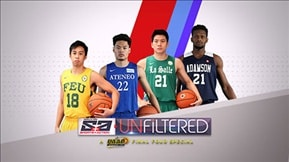 Unfiltered: UAAP Final Four Special 20161123