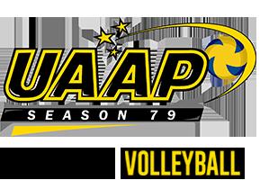 UAAP 79: Women's Volleyball