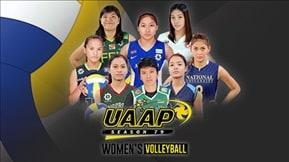 UAAP 79: Women's Volleyball 20170506