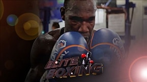 Elite Sports Boxing Series 20180923