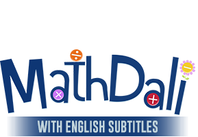 MathDali with English Subtitles
