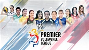 Premier Volleyball League (PVL)  20171014