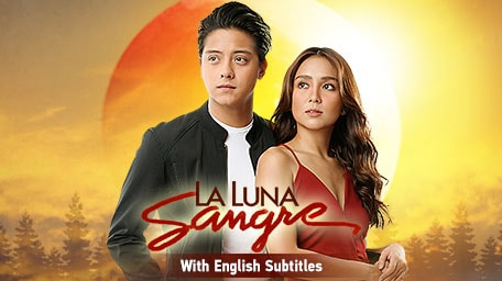 TFC - La Luna Sangre with English Subtitles | Action, Drama, Romance