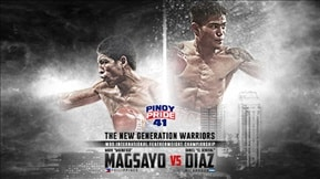 Pinoy Pride 41: New Generation Warriors  20170708