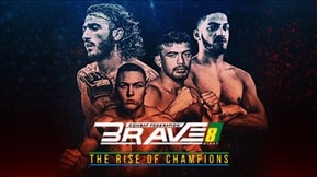 BRAVE 8: The Rise of Champions 20170813