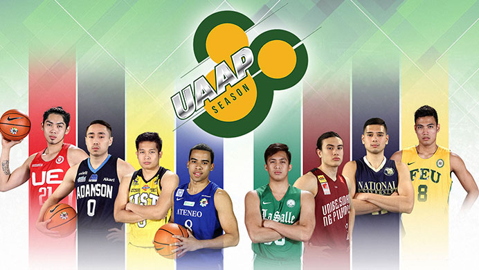 UAAP 80: Go For Great Live