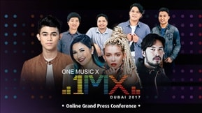 1MX Virtual Press Conference 20171010