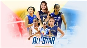 PVL All Star Game  20171029