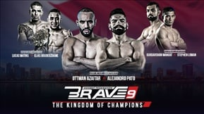 Brave 9: The Kingdom of Champions  20171117