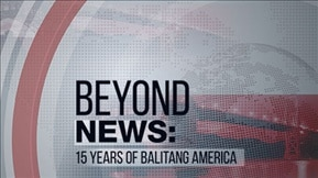Beyond News: 15 Years of Balitang America 20171113
