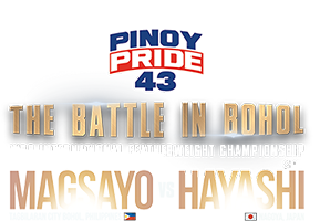 Pinoy Pride 43: Battle in Bohol