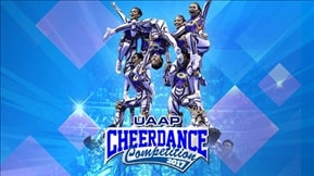 UAAP 80: Cheerdance Competition  20171202