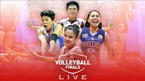 NCAA 93: Volleyball Finals Live 20180104