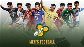 UAAP 80: Men's Football 20180503