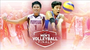 NCAA 93: Men's Volleyball Finals  20180216