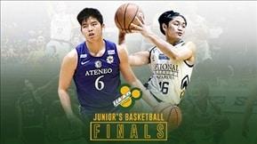 UAAP 80: Juniors Basketball Finals 20180223