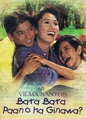 Bata, Bata, Paano Ka Ginawa? 19980909
