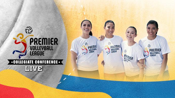 PVL Collegiate Conference Live