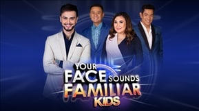 Your Face Sounds Familiar Kids Season 2 20180617