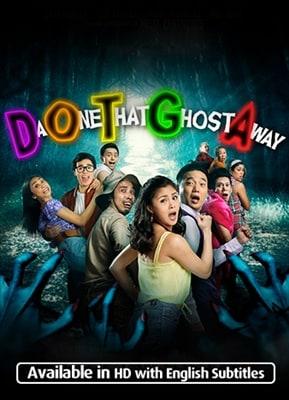 Da One that Ghost Away 20180418