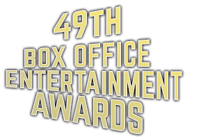49th Box Office Entertainment Awards