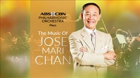 ABS-CBN Philharmonic Ochestra Plays the Music of Jose Mari Chan 20180709