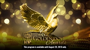 26th Golden Dove Awards 20180729