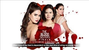 The Blood Sisters Finale Livestream