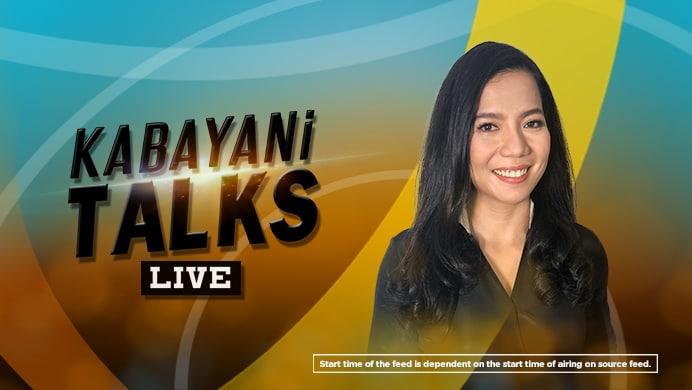 Kabayani Talks Live