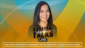 Kabayani Talks Live 20190406