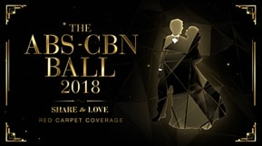 The ABS-CBN Ball 2018: Red Carpet Coverage 20180929