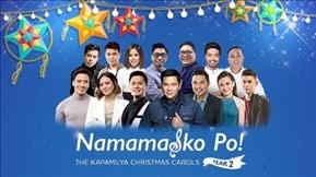 Namamasko Po! Year 2 20181213