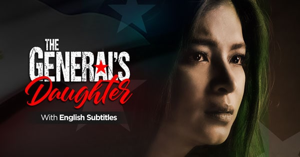 TFC - The General's Daughter with English Subtitles | Action, Drama