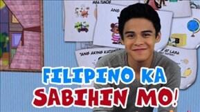 Filipino Ka Sabihin Mo 20140318