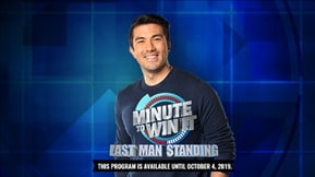 Minute to Win It: Last Man Standing 20190906